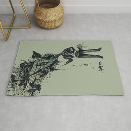 Decaying Sound of The Terror Rug