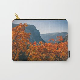 Autumn in Yosemite Valley Carry-All Pouch
