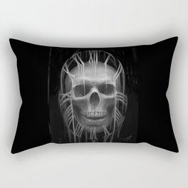 skull9:30 Rectangular Pillow