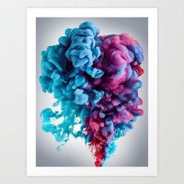 Hydro-Color Art Print