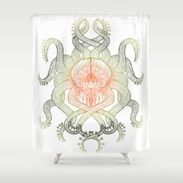 The Grell Shower Curtain