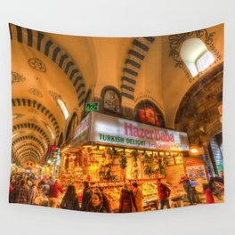 Spice Bazaar Istanbul Wall Tapestry