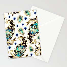 Paisley obsessions Stationery Cards