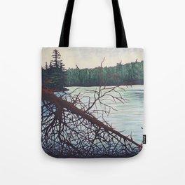 Raven Lake, Algonquin Park Tote Bag