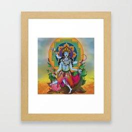 Kali, My Kali Framed Art Print