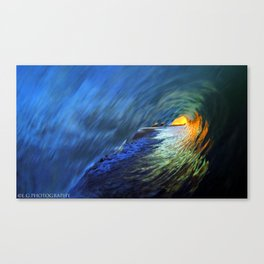 water colors.. Canvas Print