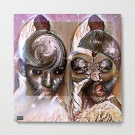 双生 - Twins Metal Print