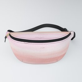 Pink and Peach Sky Fanny Pack