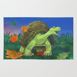 Animal Parade Tortoise Rug
