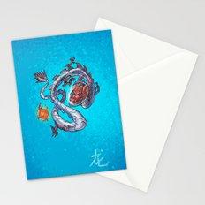 Astro Zodiac Force 05: Dragon Stationery Cards