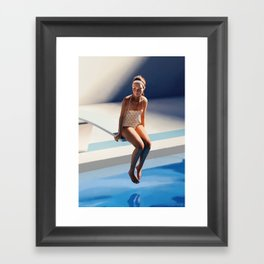 Water, Earth and Air - 2016 Framed Art Print