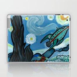 Starry Flight Laptop & iPad Skin