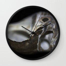 Broken Shell Wall Clock