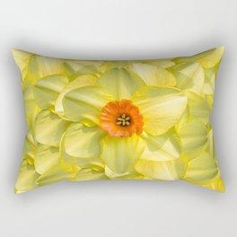 The Power of Petals Rectangular Pillow