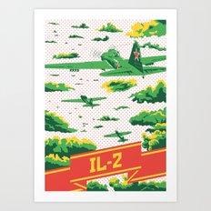 IL-2 Art Print