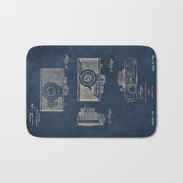 Cazin Camera patent art Bath Mat