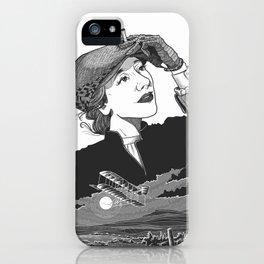 Lillian Bland by Szabolcs Kariko iPhone Case