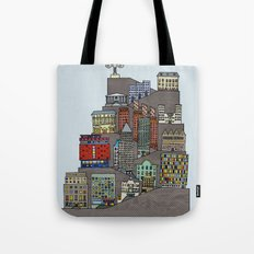 Townscape Tote Bag