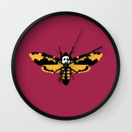 The Silence of the Lambs Wall Clock