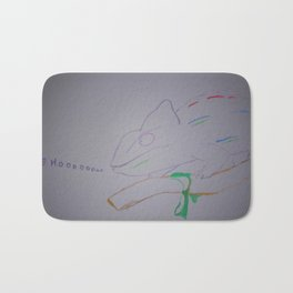 Here Comes the CHISME! Bath Mat