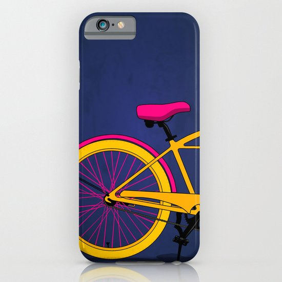 Happy Bike iPhone & iPod Case