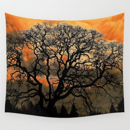 Altered Oak 3 Wall Tapestry
