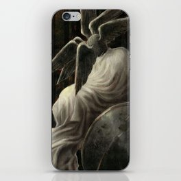 King Night iPhone Skin