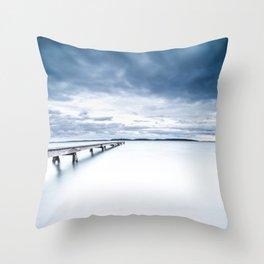 Stretcher Throw Pillow