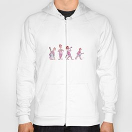 Musical clowns Hoody