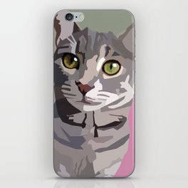 Kitten iPhone Skin