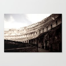 The Stomach of Ancient Rome Canvas Print