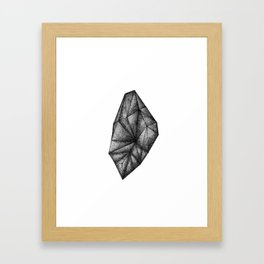 Gem Framed Art Print