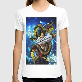 the dragon uciha T-shirt