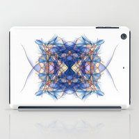 indigo iPad Cases featuring Indigo by Alla Ilencikova