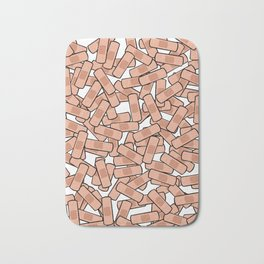 Bandage - Healing Power - On the Mend Bath Mat