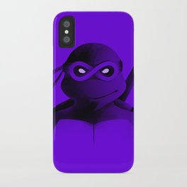 Donatello Forever iPhone Case