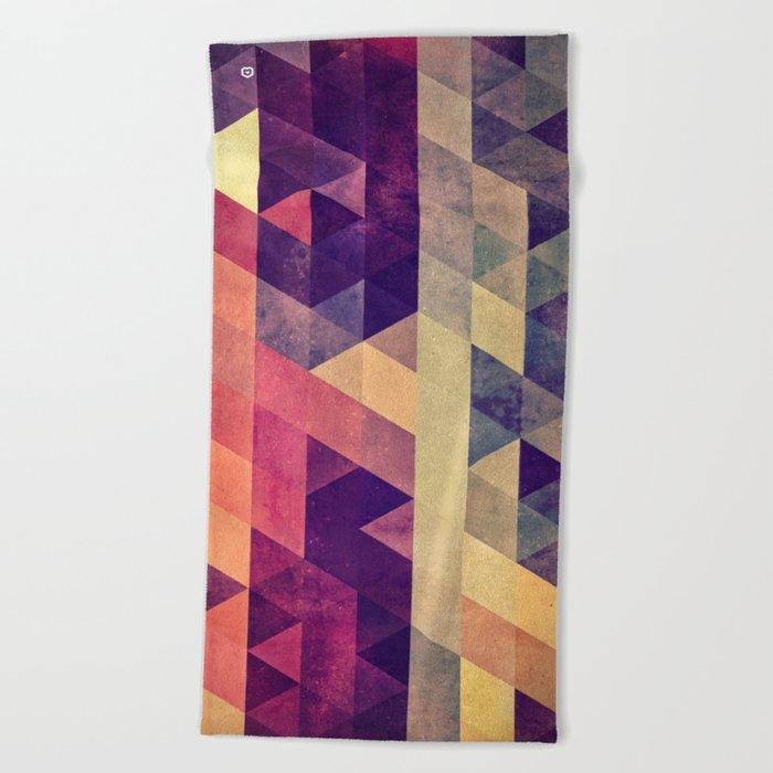 blynlytt Beach Towel