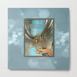 Wings Of Eagles Metal Print