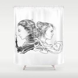 Reylo - Nemesis Shower Curtain