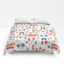London transport Comforters