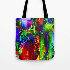 Magma by Tim Henderson Tote Bag