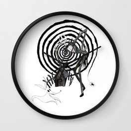 JACK & ZERO Wall Clock
