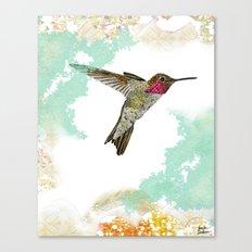 Hummingbird Ayre Serene Dream Canvas Print