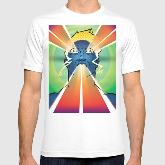 LAZER FACE T-shirt