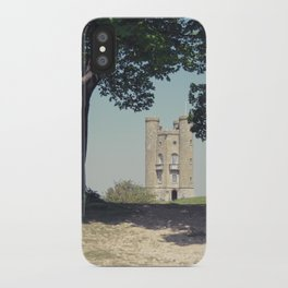 somebody'll see you up there... iPhone Case