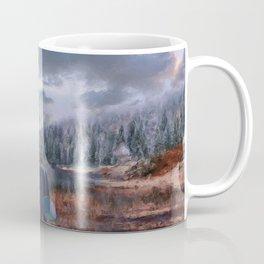 The coming of the dawn Coffee Mug
