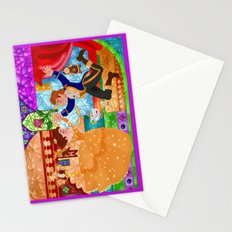 Stained glass Wallpainting Stationery Cards