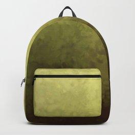 Golden texture Backpack
