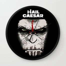 Hail Caesar Wall Clock