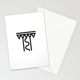 T is for... Stationery Cards